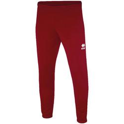 textil Joggingbyxor Errea Pantalon  nevis 3.0 bordeaux
