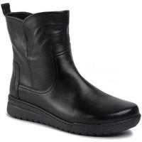 Skor Dam Boots Ara Dakota St. Svart