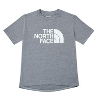 textil Pojkar T-shirts The North Face ON MOUNTAIN TEE Grå