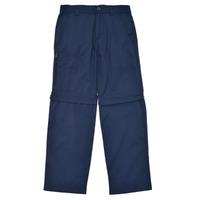 textil Pojkar 5-ficksbyxor Columbia SILVER RIDGE IV CONVERTIBLE PANT Marin