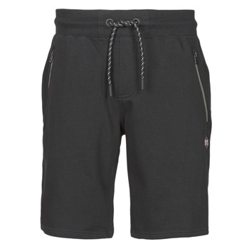 textil Herr Shorts / Bermudas Superdry COLLECTIVE SHORT Svart