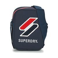 Väskor Portföljer Superdry SPORTSTYLE SIDE BAG Marin