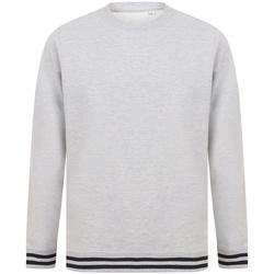 textil Sweatshirts Front Row FR840 Grått/grått/grått