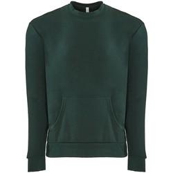 textil Sweatshirts Next Level NX9001 Skogsgrön