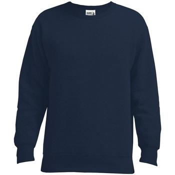 textil Sweatshirts Gildan GH060 Sport Mörk marinblå