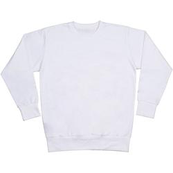 textil Herr Sweatshirts Mantis M194 Vit