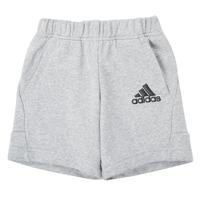 textil Pojkar Shorts / Bermudas adidas Performance B BOS SHORT Grå
