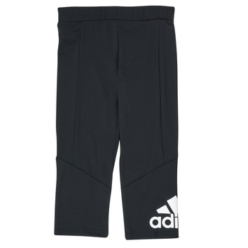 textil Flickor Leggings adidas Performance G BL 34 TIG Svart