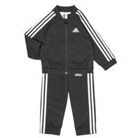 textil Barn Set adidas Performance 3S TS TRIC Svart