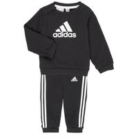 textil Barn Set adidas Performance BOS JOG FT Svart