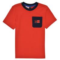 textil Pojkar Set adidas Performance LB DY SHA SUM Röd / Marin