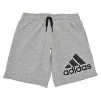 textil Pojkar Shorts / Bermudas adidas Performance B BL SHO Grå
