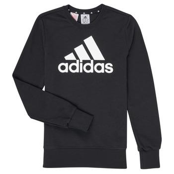 textil Flickor Sweatshirts adidas Performance G BL SWT Svart