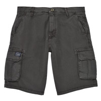 textil Pojkar Shorts / Bermudas Deeluxe SLOG Svart