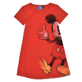 textil Flickor Korta klänningar Desigual 21SGVK41-3036 Röd