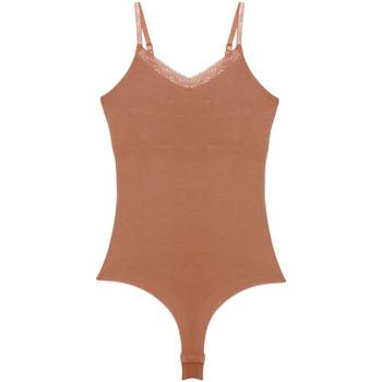 Underkläder Dam Body Underprotection BB1019 BEA BODY TAN Beige