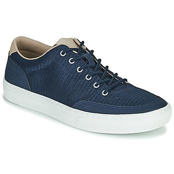 Skor Herr Sneakers Timberland ADV 2.0 GREEN KNIT OX Blå