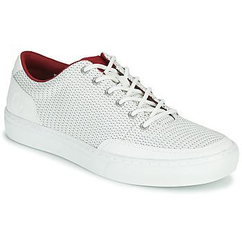 Skor Herr Sneakers Timberland ADV 2.0 GREEN KNIT OX Vit