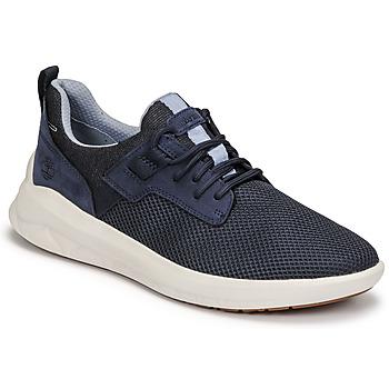 Skor Herr Sneakers Timberland BRADSTREETULTRA SPORT  OX Blå