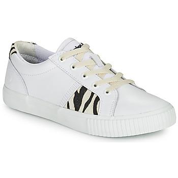 Skor Dam Sneakers Timberland SKYLA BAY OXFORD Vit