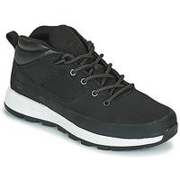 Skor Herr Sneakers Timberland SPRINT TREKKER SUPER OX Svart