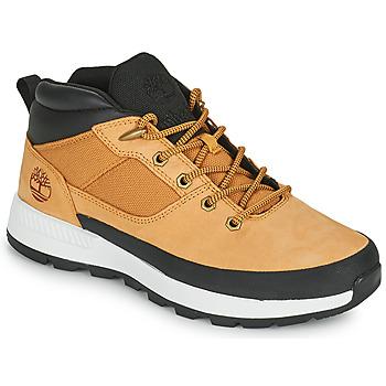 Skor Herr Sneakers Timberland SPRINT TREKKER SUPER OX Vetefärgad