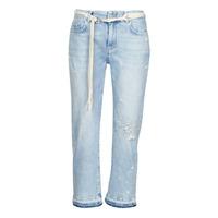 textil Dam Jeans 3/4 & 7/8 Desigual PONDIO Blå