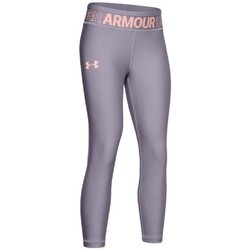 textil Flickor Leggings Under Armour HG Ankle Crop K Gråa