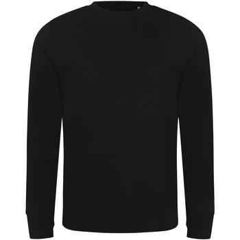 textil Herr Sweatshirts Ecologie EA030 Svart