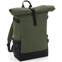 Väskor Ryggsäckar Bagbase BG858 Oliv/Svart