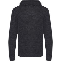 textil Herr Sweatshirts Ecologie EA080 Kol/svart