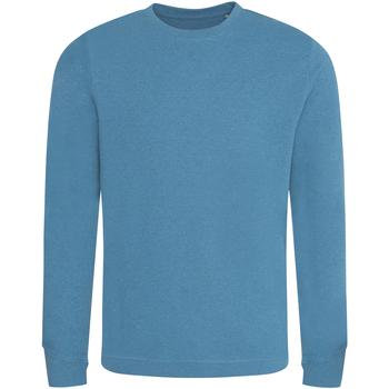 textil Herr Sweatshirts Ecologie EA030 Bläckblått