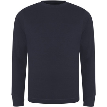 textil Herr Sweatshirts Ecologie EA030 Marinblått