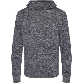 textil Herr Sweatshirts Ecologie EA080 Ljung/grått
