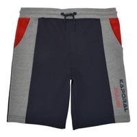 textil Pojkar Shorts / Bermudas Kaporal MAKI Marin