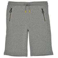 textil Pojkar Shorts / Bermudas Kaporal MATYS Grå
