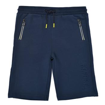 textil Pojkar Shorts / Bermudas Kaporal MATYS Marin