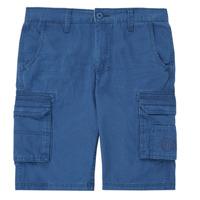 textil Pojkar Shorts / Bermudas Kaporal MEDEN Blå