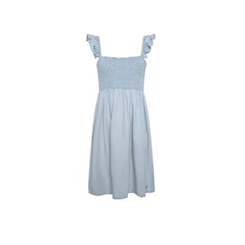 textil Flickor Korta klänningar Pepe jeans MARIA DRESS Blå
