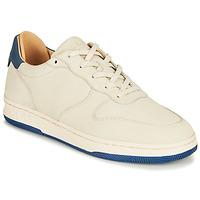 Skor Sneakers Clae MALONE Beige / Blå