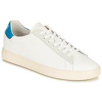 Skor Sneakers Clae BRADLEY CALIFORNIA Vit / Blå