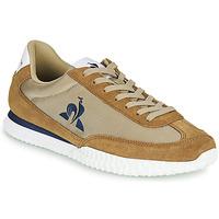 Skor Herr Sneakers Le Coq Sportif VELOCE Brun / Blå
