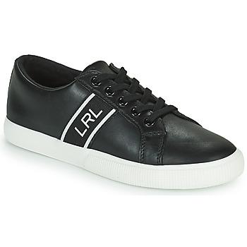 Skor Dam Sneakers Lauren Ralph Lauren JANSON II Svart