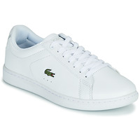 Skor Dam Sneakers Lacoste CARNABY EVO BL 21 1 SFA Vit