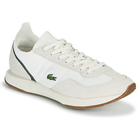 Skor Herr Sneakers Lacoste MATCH BREAK 0721 1 SMA Beige / Grön