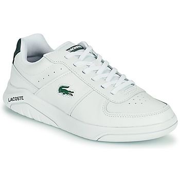 Skor Herr Sneakers Lacoste GAME ADVANCE 0721 2 SMA Vit / Blå
