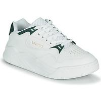 Skor Dam Sneakers Lacoste COURT SLAM 0721 1 SFA Vit / Grön