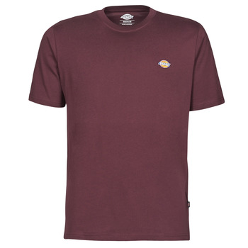 textil Herr T-shirts Dickies MAPLETON Bordeaux