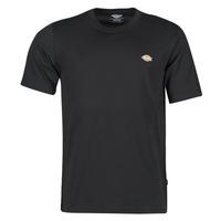 textil Herr T-shirts Dickies MAPLETON Svart