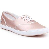 Skor Dam Sneakers Lacoste Lancelle 3 EYE 117 7-33CAW103115J pink